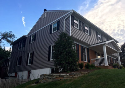 full home exterior design and installation Cockeysville MD