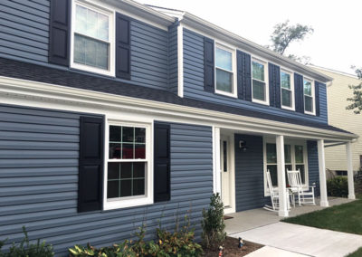 shutters siding roofing columns Cockeysville MD