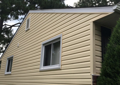 siding and trim work Baltimore County MD