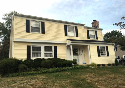 siding shutters roof and custom molding Cockeysville MD
