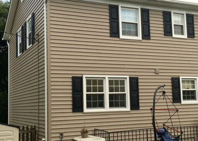 Full exterior remodel Cockeysville MD